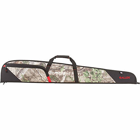 Allen Flat Tops Gun Case, Realtree Xtra Green, Fits Shotguns up to 52 in.