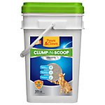 Paws & Claws Scoopable Cat Litter, 35 lb. Pail