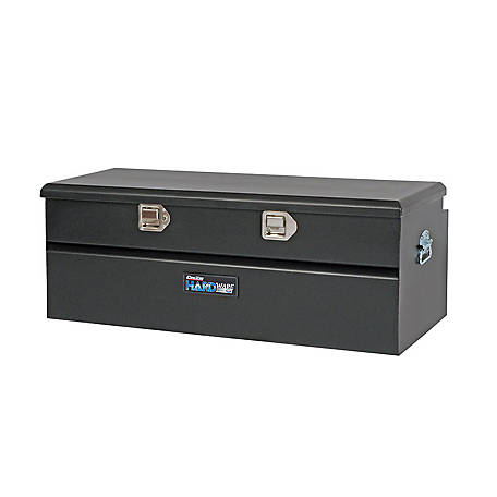 Dee Zee Black Steel 56 in. Utility Chest