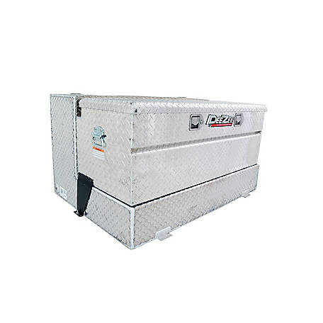 Dee Zee L-Shaped Transfer Tank with Chest Box, 111 gal.