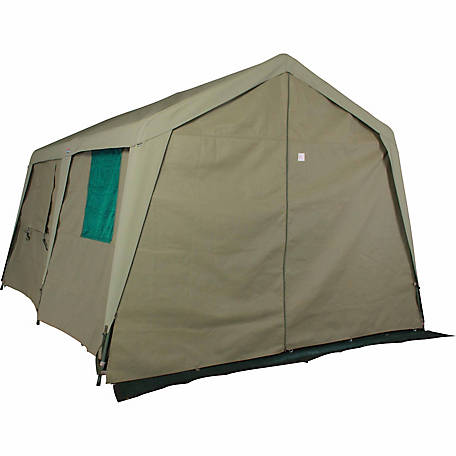 Bushtec Adventure Zulu 1200 Gazebo Canvas Apex Wall