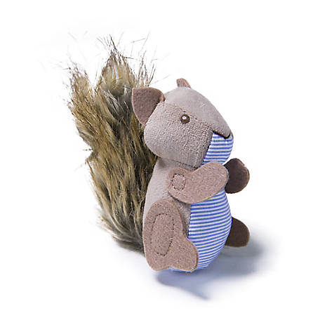 Petlinks Plush Player Squirrel, 49588