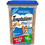 Whiskas TEMPTATIONS Surfers Delight 16oz Value Pack