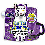 Lucy Pet Products Cats Incredible Litter, Lavender, 14 lb. Bag