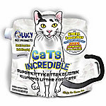 Lucy Pet Products Cats Incredible Litter, Unscented, 14 lb. Bag