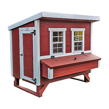 OverEZ Large Chicken Coop, 46OEZCKCP