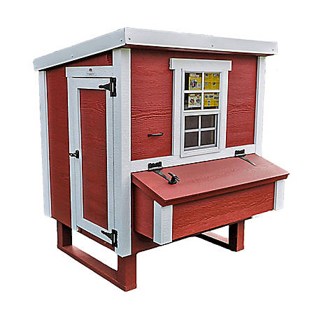 OverEZ Medium Chicken Coop, MOEZCKCP