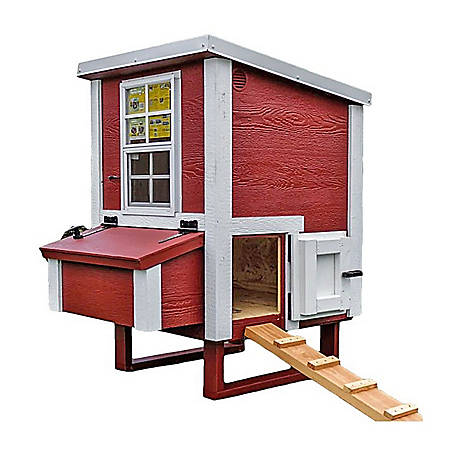 OverEZ Small Chicken Coop, SOEZCKCP