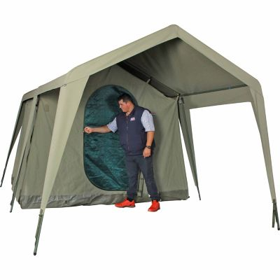 sc 1 st  Tractor Supply Co. & Bushtec Adventure Delta Zulu 3000 Chalet Tent at Tractor Supply Co.