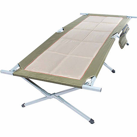Bushtec Adventure Sierra Oversize Camp Stretcher