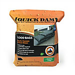 Quick Dam 12 in. x 24 in. Flood Bags, Pack of 6
