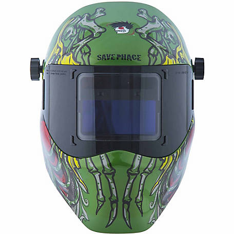 Save Phace 40VizI2 Series RFP Helmet, Dead King
