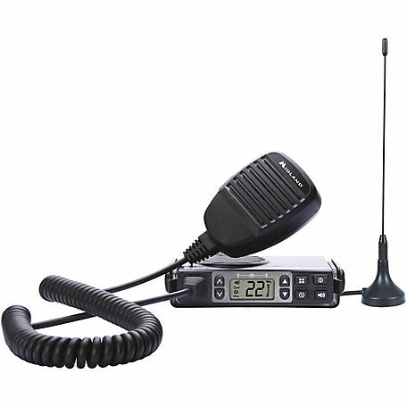 Midland MXT105 Two-Way Radio, 15 Channels, 40 Miles