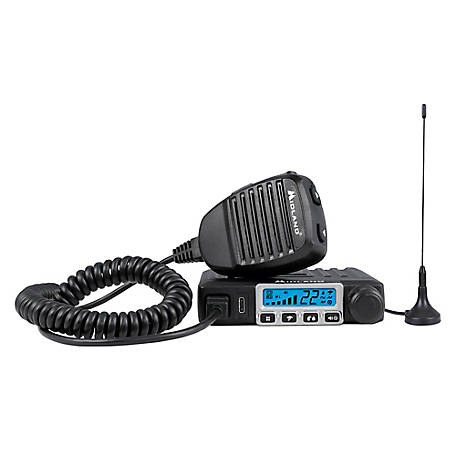 Midland MXT115 Two-Way Radio, 22 Channels, 50 Miles