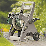 Suncast Slide Trak Hosemobile Hose Reel Cart