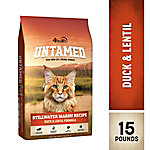 4health Untamed Stillwater Marsh Recipe Duck & Lentil Formula, 15 lb. Bag