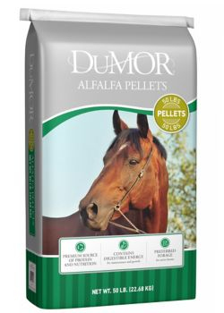 Shop 50 lb. DuMOR Alfalfa Pellets at Tractor Supply Co.