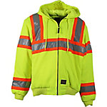 C.E. Schmidt Men's Class 3 Hi-Visibility Insulated Hooded Active Jacket