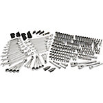 Crescent 334-Piece Mechanic's Tool Set Featuring 14 Gearwrench Ratcheting Wrenches