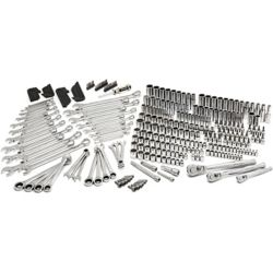 Shop 334 pc. Mechanics Tool Set From Crescent Featuring GEARWRENCH at Tractor Supply Co.
