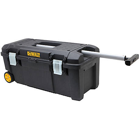 DeWALT 28 in. Tool Box on Wheels