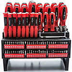 JobSmart Screwdriver Set, 100-Piece