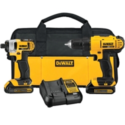 Shop 20V DeWALT Li-Ion Drill/Impact Driver Combo at Tractor Supply Co.