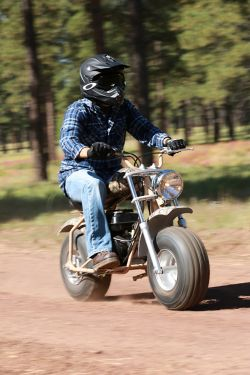 Shop Coleman Mini Bike Extreme at Tractor Supply Co.