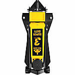 Torin JACKBOSS T830008E 3-Ton Professional Super-Duty Jack with Center Weighted Technology, Black/Yellow