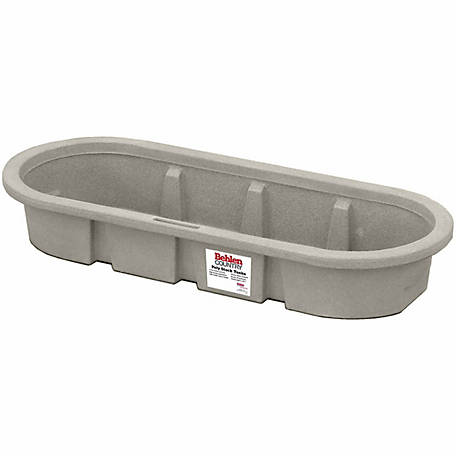 Behlen Country Round End Sheep Stock Tank, 70 gal.