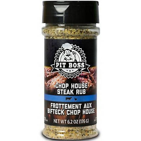 Pit Boss Spices & Rubs, 5 oz., Chop House Steak Rub