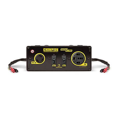 Champion Power Equipment 50-Amp RV Ready Parallel Kit for Linking Two 2800-Watt or Higher Inverter Generators