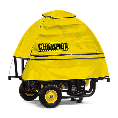 Champion Power Equipment Storm Shield Severe Weather Portable Generator Cover by GenTent for 3000 to 10,000-Watt Generators