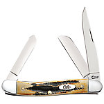Case Cutlery BoneStag '18 Medium Stockman Pocketknife