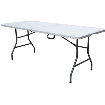 Plastic Development Group 6 ft. Folding Table