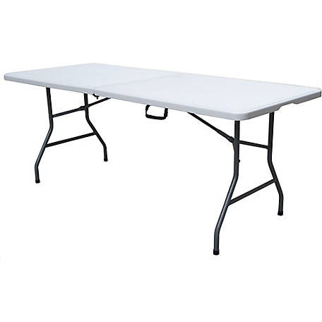 Plastic Development Group 6 ft. Folding Table, 806