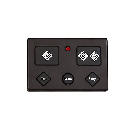 Ghost Controls 5-Button Premium Transmitter
