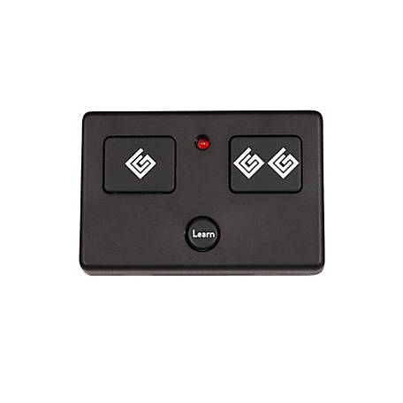Ghost Controls 3-Button Standard Transmitter