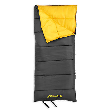 Xscape Designs Designs Solo Rectangular Sleeping Bag, XSB100-A3