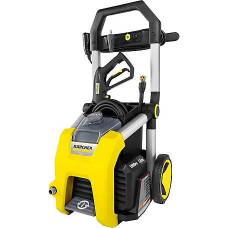 Karcher K1800 1800 PSI 1.2 GPM Electric Power Pressure Washer, 1.106-110.0