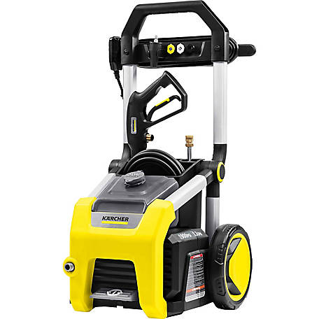 Karcher K1900 1900 PSI 1.3 GPM Electric Power Pressure Washer, 1.106-111.0