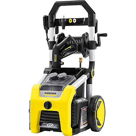 Karcher K2000 2000 PSI 1.3 GPM Electric Power Pressure Washer, 1.106-112.0