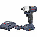 Ingersoll Rand 3/8 in. IQV12 Series W1130 12V Cordless Impactool with 2 Batteries Kit