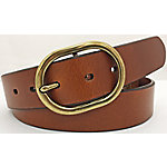 Bit & Bridle Women's Classic Leather Belt