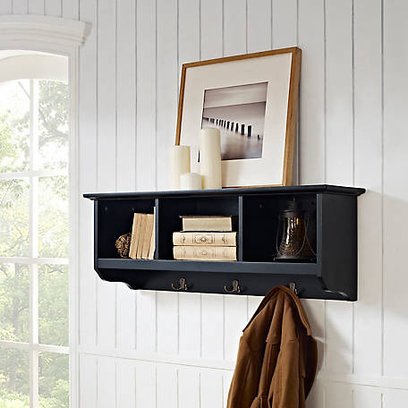 Crosley Brennan Entryway Storage Shelf, CF6004