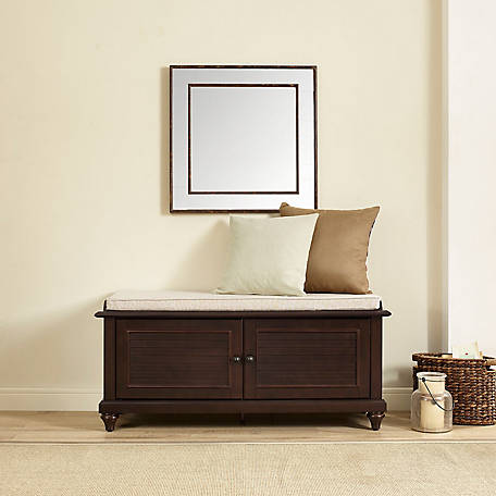 Crosley Palmetto Entryway Bench, CF6010