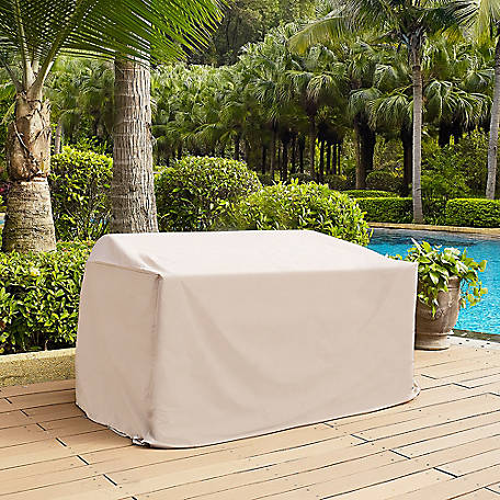 Crosley Outdoor Loveseat Furniture Cover, CO7501-TA