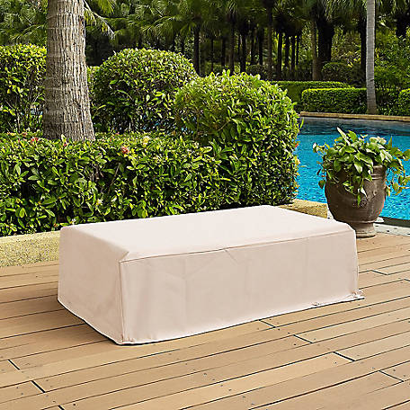 Crosley Outdoor Rectangular Table Furniture Cover, CO7502-TA