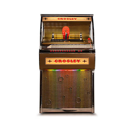 Crosley Rocket Full Size Jukebox, CR1207A-OA