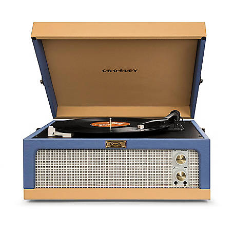 Crosley Dansette Junior Portable Record Player, CR6234A-BT